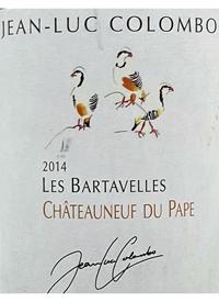 Jean-Luc Colombo Châteauneuf-du-Pape Les Bartavellestext