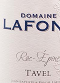 Domaine Lafond Tavel Roc-Epinetext