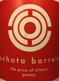 Ochota Barrels The Price of Silence Gamaytext
