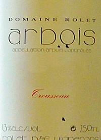Domaine Rolet Trousseau
