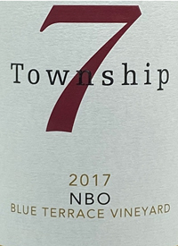 Township 7 NBO Blue Terrace Vineyardtext