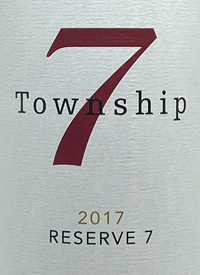 Township 7 Reserve 7text