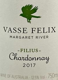 Vasse Felix Filius Chardonnaytext
