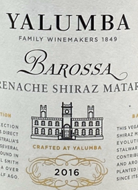 Yalumba Samuel's Collection Barossa Grenache Shiraz Matarotext