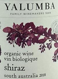 Yalumba Organic Shiraztext