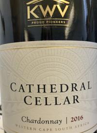 Cathedral Cellar Chardonnaytext