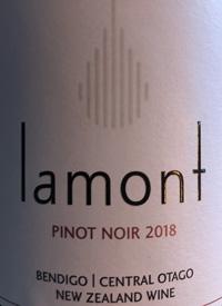 Lamont Pinot Noirtext