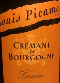 Louis Picamelot Crémant de Bourgogne les Terroirs Blanc Brut