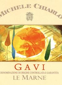 Michele Chiarlo Gavi le Marnetext