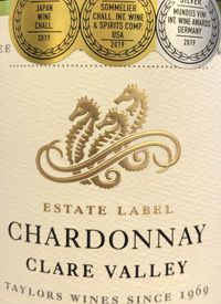 Wakefield Estate Label Chardonnaytext