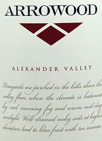 Arrowood Cabernet Sauvignon Alexander Valleytext