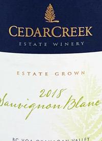CedarCreek Sauvignon Blanc