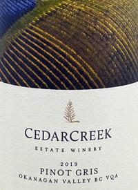 CedarCreek Pinot Gris