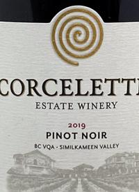 Corcelettes Pinot Noirtext