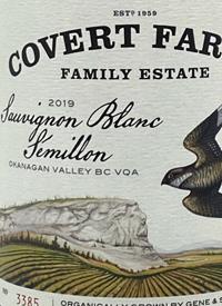 Covert Farms Sauvignon Blanc Semillon