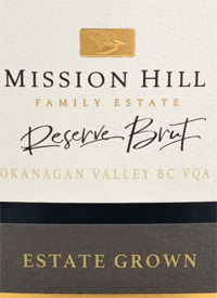 Mission Hill Reserve Brut