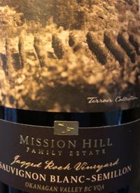 Mission Hill Terroir Collection Jagged Rock Vineyard Sauvignon Blanc  - Semillion