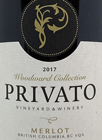 Privato Woodward Collection Merlottext
