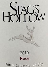 Stag's Hollow Syrah Rosé