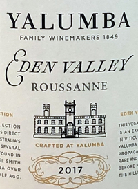 Yalumba Eden Valley Roussannetext