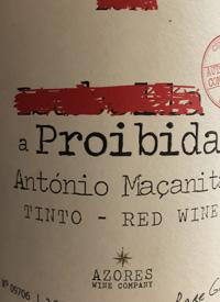 Azores Wine Company a Proibidatext