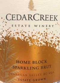 CedarCreek Home Block Sparkling Brut