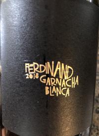 Ferdinand Garnacha Blancatext