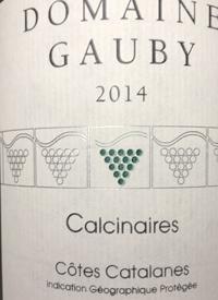 Domaine Gauby Calcinaires