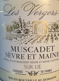 Les Vergers Muscadet Sèvre et Mainetext
