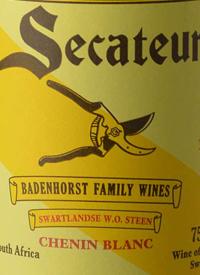 A. A. Badenhorst Secateurs Chenin Blanctext