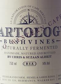 Alheit Vineyards Cartology
