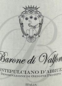 Barone di Valforte Montepulciano d'Abruzzotext