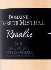 Domaine Terre de Mistral Rosalie Rosétext