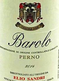 Elio Sandri Perno Barolotext