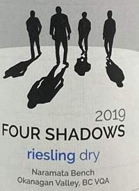 Four Shadows Riesling Drytext