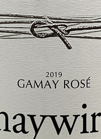 Haywire Gamay Rosétext
