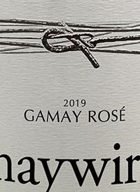 Haywire Gamay Rosé