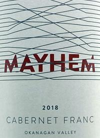 Mayhem Cabernet Franctext