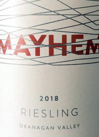 Mayhem Riesling