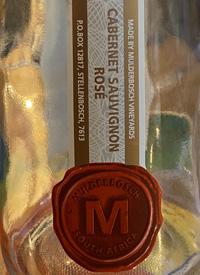 Mulderbosch Cabernet Sauvignon Rosétext