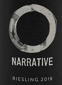 Narrative Rieslingtext