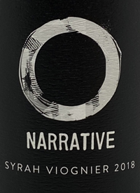 Narrative Syrah Viogniertext