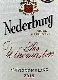 Nederburg Sauvignon Blanc The Winemaster's Reservetext