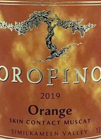 Orofino Orange Skin Contact Muscat
