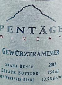 Pentâge Winery Gewurztraminertext