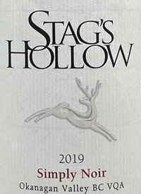 Stag's Hollow Simply Noirtext