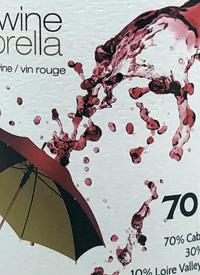 The Wine Umbrella Fleurtext
