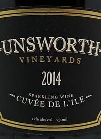 Unsworth Vineyards Cuvée De L'ile Méthode Traditionelletext