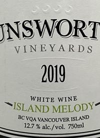 Unsworth Vineyards Island Melodytext