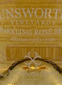 Unsworth Vineyards Sparkling Rosé Brut Méthode Cuvée Clostext